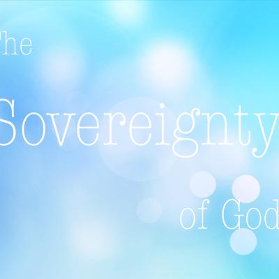 The Sovereignty Of God 4: Job 19.1-29