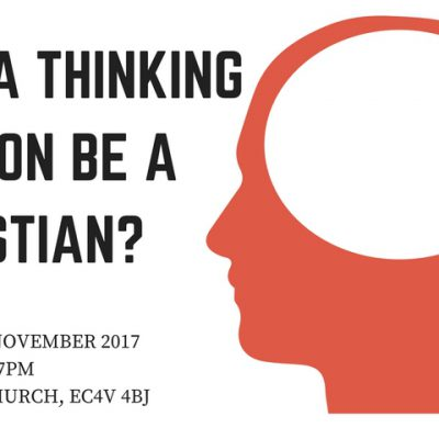 Can A Thinking Person Be A Christian? 1 Corinthians 1.18 & Interview with Ben Stone