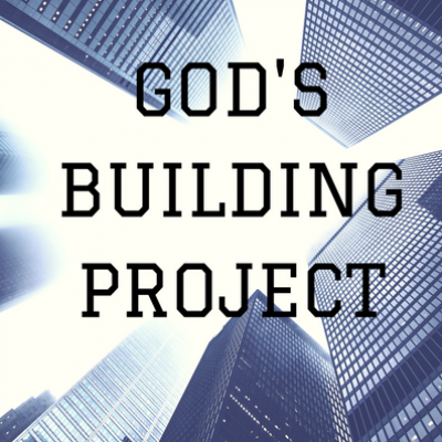 God's Building Project 4: Haggai 2.20-23