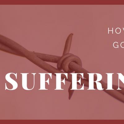 How can a good God allow suffering? John 11