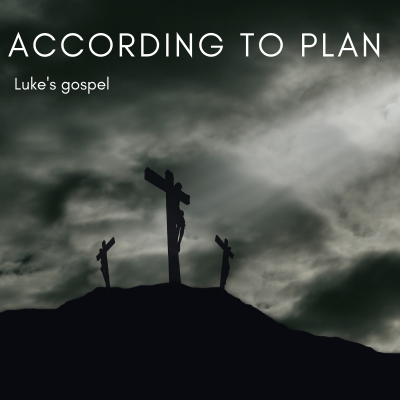 According To Plan (3) Luke 22:63-23:25