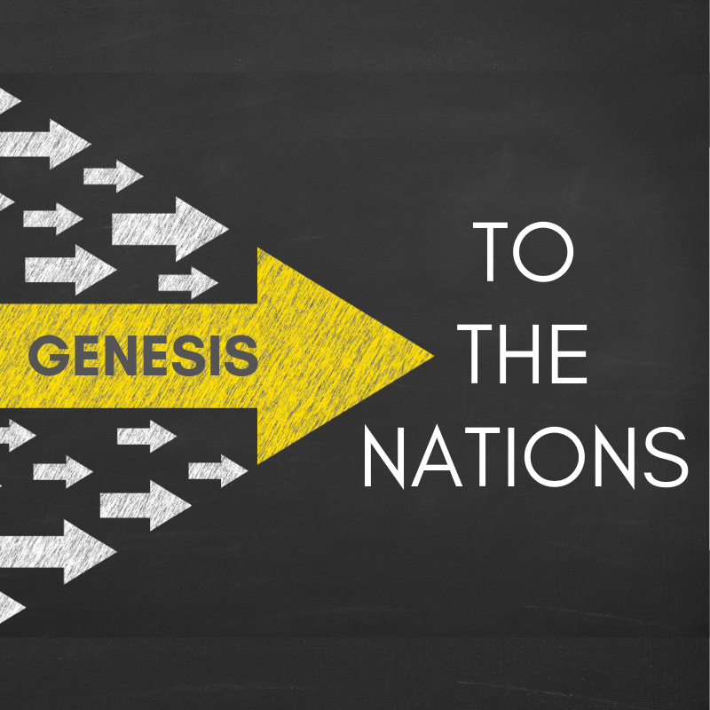 To The Nations (3) Genesis 24-25