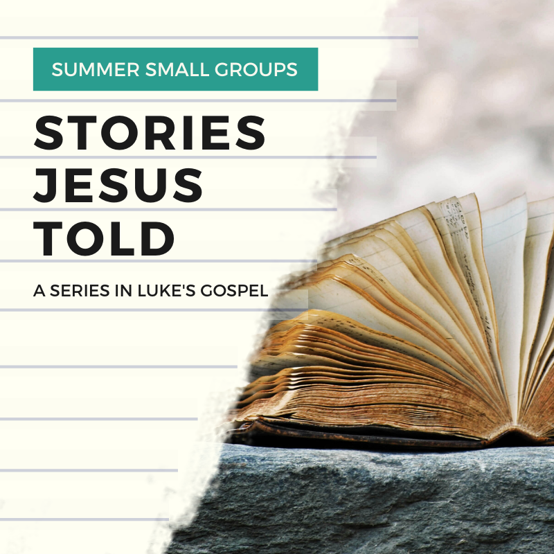 Stories Jesus Told (10) Luke 10:25-37
