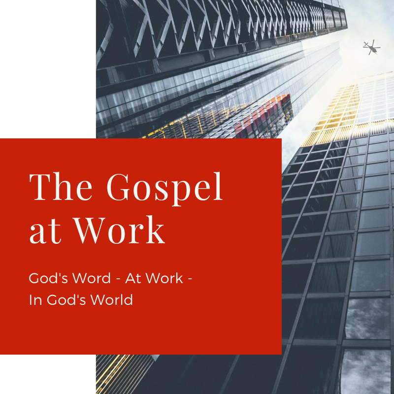 The Gospel At Work (3) 2 Timothy 1:8-2:10